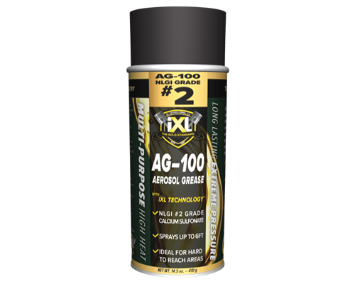 iXL Spray Grease