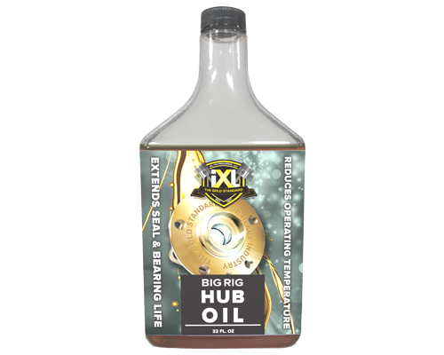 iXL Finished Oil For Hubs